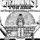 Desperate Cartoonist For Hire