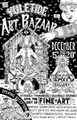 Yuletide Art Bazaar