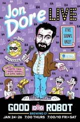 Jon Dore at Good Robot